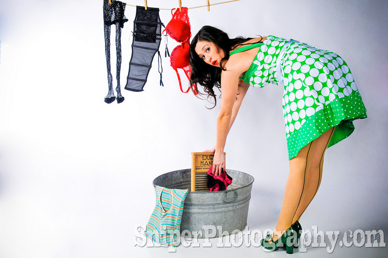 another Pinup photo shoot